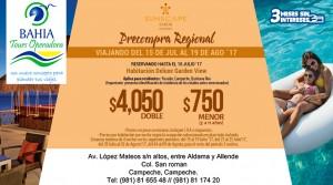 Brethless Riviera Cancun - Precompra mayo